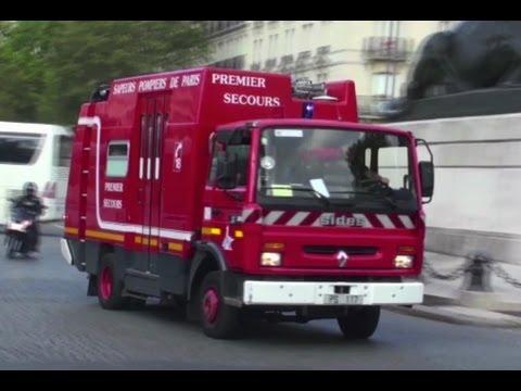pourquoi la sirene des pompiers sonne