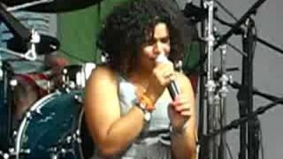 Jordin Sparks - God Loves Ugly - Atlanta US10K Race 9/1/08