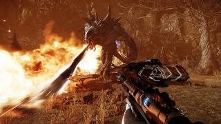 Evolve - Game online bắn súng, đánh quái cực hay mà miễn phí