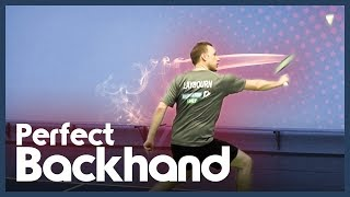 MUST see BACKHAND slice tutorial