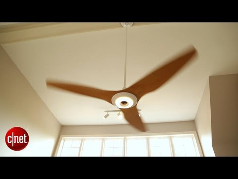 The fanciest thing in the CNET Smart Home? The fans