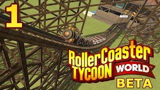 RollerCoaster Tycoon World Part SCENARIOS Most Popular Videos - Minecraft rollercoaster spielen