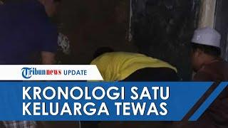 Kronologi Satu Keluarga Tewas Tertimpa Tembok di Bogor, Sempat Terdengar Teriakan