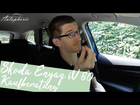 Kaufberatung: Wie sich beim Skoda ENYAQ iV 80 rund 10.000 Euro sparen lassen [4K] - Autophorie