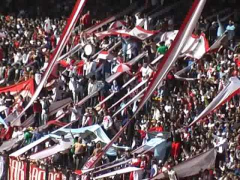 """HURACAN 1 SAN LORENZO 0 (PARTE2)"" Barra: La Banda de la Quema • Club: Huracán"