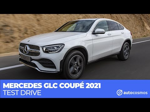 Probamos el Mercedes Benz GLC Coupé 2021