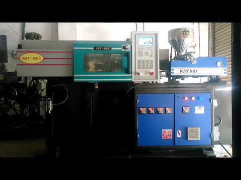 Natmek  38 S Plastic Injection Molding Machine