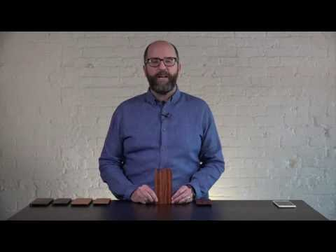 Timberline Wood iPhone 6 Plus Case Video