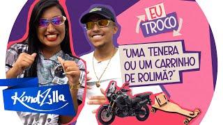 """Eu Troco Com DJ Loirin e Laryssa Lenne – """"Trocaria a Mãe Por Um Hit?"""""""