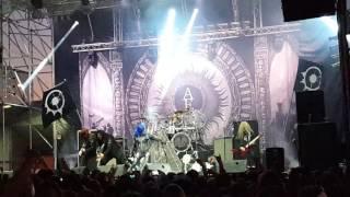 Arch Enemy - Stolen Life 2016 Budapest Barba Negra Track