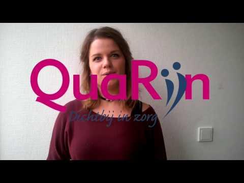 Carrousel video: Zorgvlogger Eline van Wijngaarden vertelt in deze vlog waarom zij haar werk als wijkverpleegkundige zo leuk vindt.
