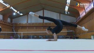 Gimnastică ritmică: Denisa Mailat are 80% şanse să se califice la JO de la Tokyo, anunţă antrenoarea lotului naţional