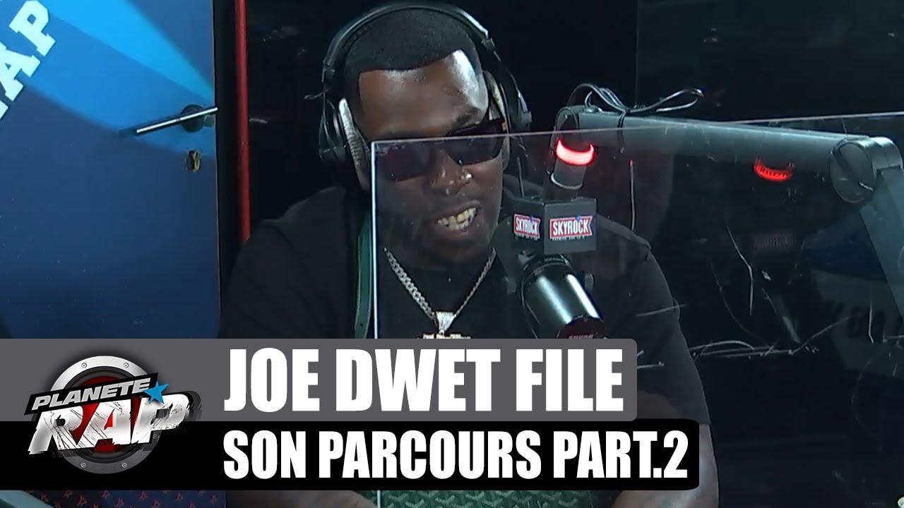 Joé Dwèt Filé - Son PARCOURS (partie 2) : son ancien groupe, Ronisia, son album... #PlanèteRap