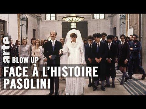 Face à l'Histoire : Pasolini - Blow Up - ARTE