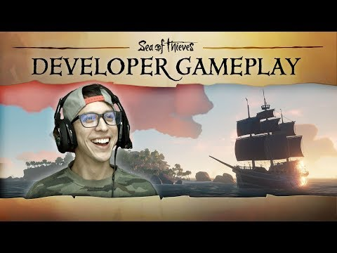 Official Sea of Thieves Developer Gameplay #7: