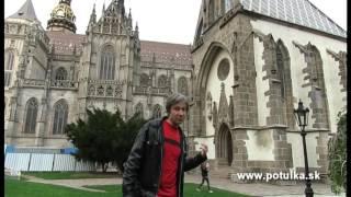 Potulky mestom Košice - Kaplnka sv. Michala - 6.-7.-8. november 2015 - upútavka