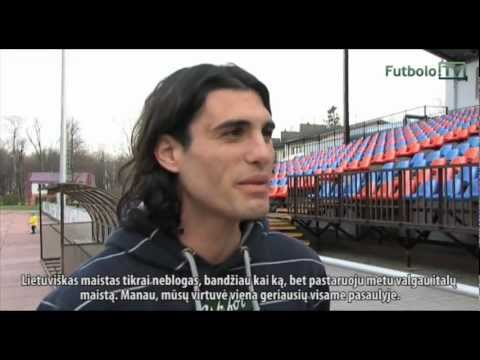 Preview video INTERVISTA A MICHELE DI PIEDI