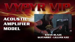 Peavey Vypyr VIP - Overview