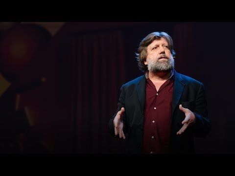 Why theater is essential to democracy | Oskar Eustis
