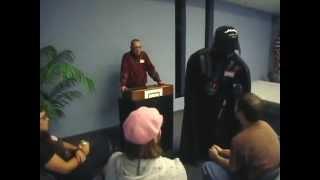 Darth Vader Goes To Anger Management