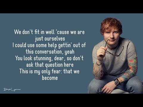 Ed Sheeran - Beautiful People (Lyrics) feat. Khalid