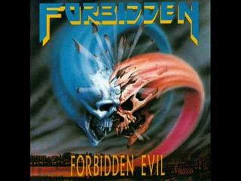 Forbidden - Chalice of Blood online metal music video by FORBIDDEN