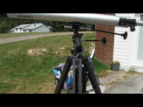 Bushnell Deep Space Series 675X Refractor Telescope Review