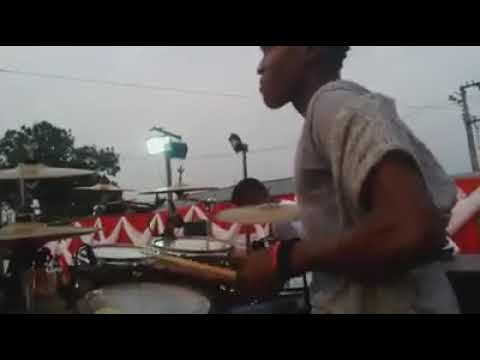 Awesome drum sticking by amazing Nigerian Drummer - UTY K