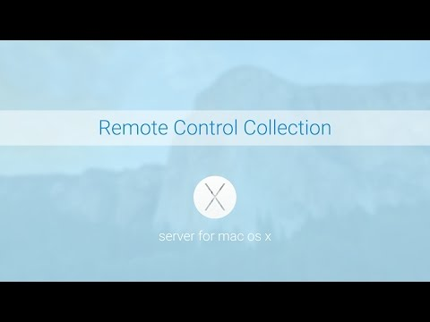 Video of Remote Control Collection