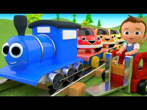 Baby train 3d|Boram Games|2019
