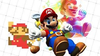 Every Mario Game Ever