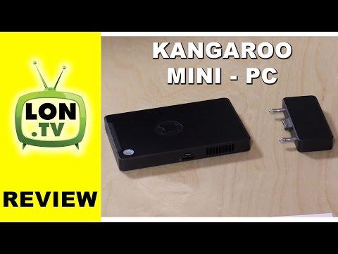 Kangaroo Mini PC Review – $99 Full Windows 10 Desktop PC Mobile Desktop Computer