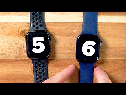 Pravda o Apple Watch Series 6