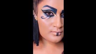 Cleopatra Makeup Look by Mukul Richards