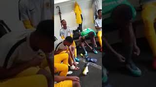 Kaizer Chiefs U19 Singing