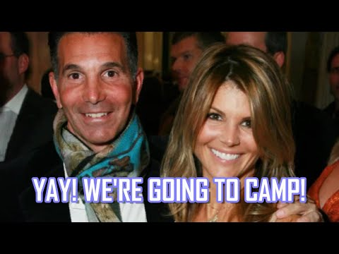 Lori Loughlin and Husband Prison Request Approved for RICH PEOPLE CAMP