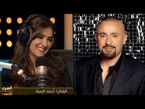 فيديو- أحمد السقا يتحدث عن علاقته بمي عمر