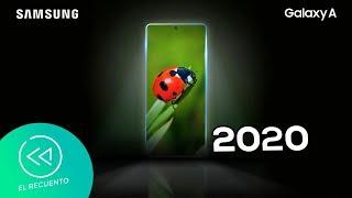 Samsung Galaxy A 2020  YA tiene fecha   El Recuento