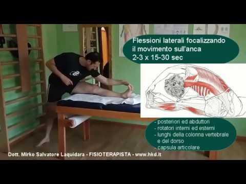 Osteochondrosis spondilez spondiloartroz
