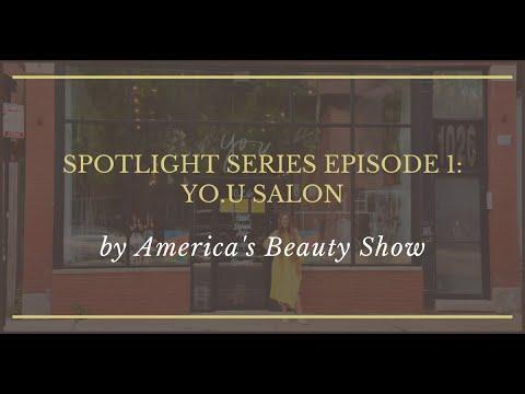 , title : 'America's Beauty Show Spotlight Episode 1: YO.U Salon