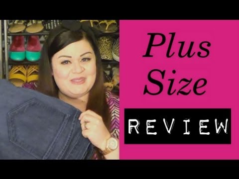 Plus Size Review: NYDJ Jeans