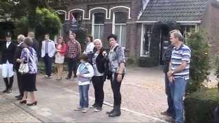 Dorus en Door van den Broek, Haarsteeg
