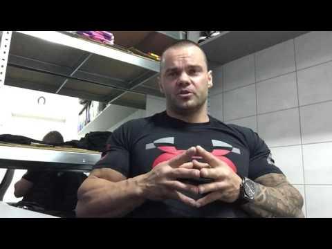 Hartowanie w mięśniach