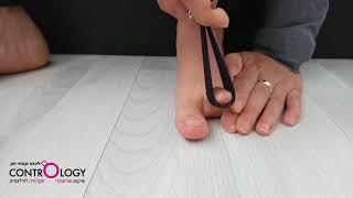 תיקון מנח שגוי של הבהונות - סופר חשוב לסובלות מאצבעות פטיש בכף הרגל