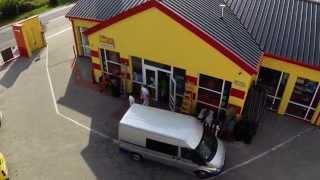 preview picture of video 'Baumarkt Kft - Kisbér'