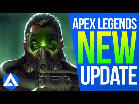 APEX UPDATE: Patch Notes 1.1.3 – Hit Detection, Footstep Sounds, Gibraltar & Caustic Fix!