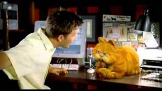 Trailer of Garfield (2004)
