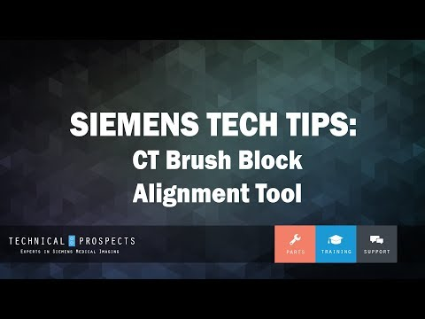 CT Brush Block Alignment Tool