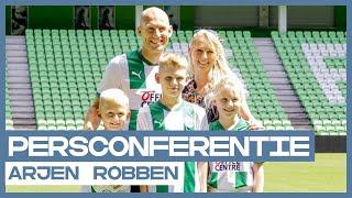 """Robben is thuis: """"Dit was de enige optie"""""""