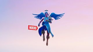 EL ÁNGEL DE FORTNITE
